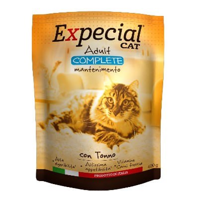 Expecial Cat Complete Tonno