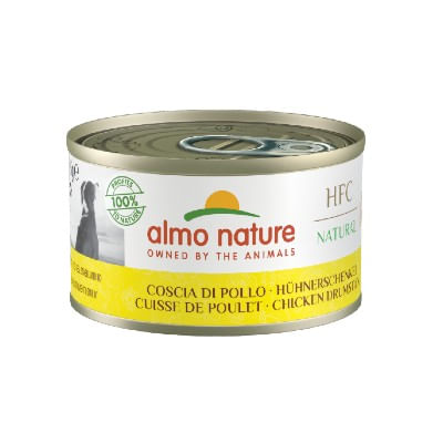 Almo Nature Hfc Cane Natural coscia di pollo