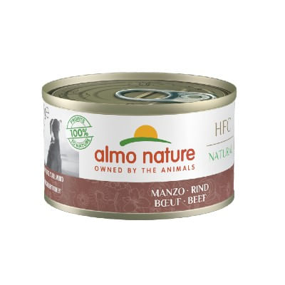 Almo Nature Hfc Cane Natural manzo