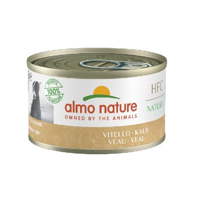 Almo Nature Hfc Cane Natural vitello