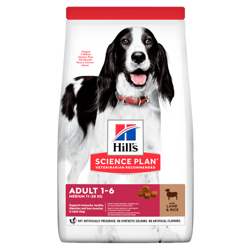 Hill's Science Plan Cane Adult Agnello