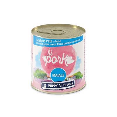 Hi Pork Puppy Maiale 300G