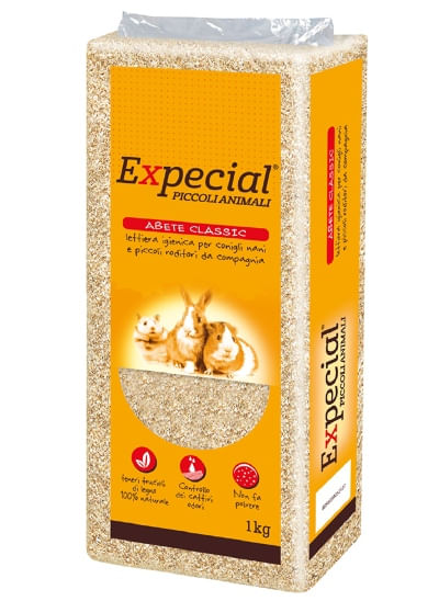 Expecial Lettiera Abete Classic