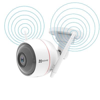 Telecamera da Esterno Bidirezionale Hd con Sonoro
