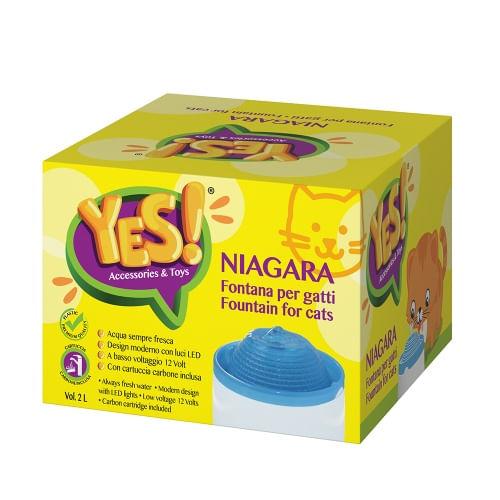 Niagara Fontana per Gatti LT.2
