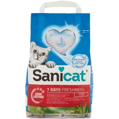 Lettiera Sanicat 7 Days Freshness