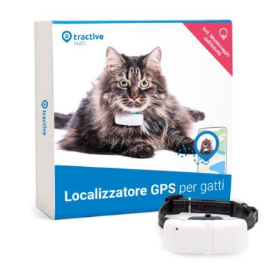 GPS per Gatto