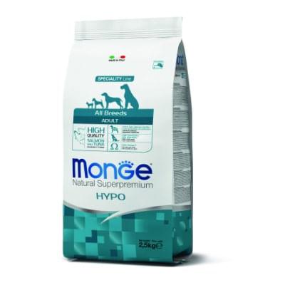 Monge All Breeds Adult Hypo con Salmone e Tonno
