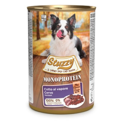 Stuzzy Dog Monoproteico Cervo