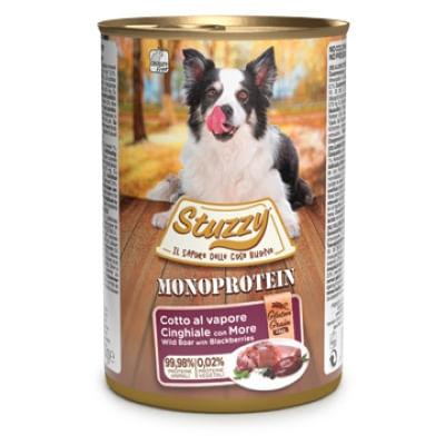 Stuzzy Dog Monoproteico Cinghiale