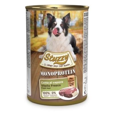 Stuzzy Dog Monoproteico Vitello