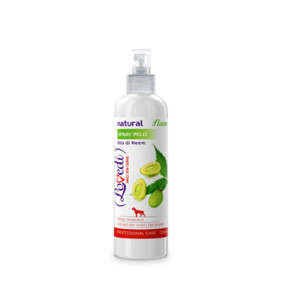Spray Pelo Natural Olio di Neem