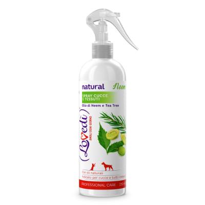 Spray Cucce e Tessuti Natural Neem