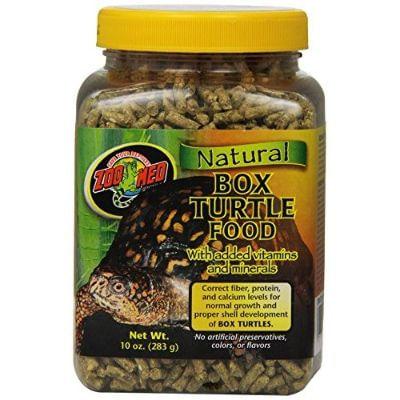 Food Natural Box Turtlepellet 283g