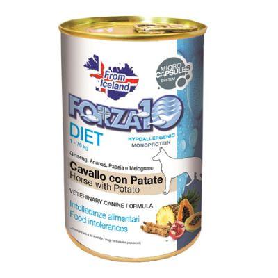 Forza10 Diet Cavallo e Patate