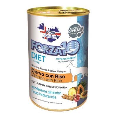 Forza10 Diet Cervo e Riso