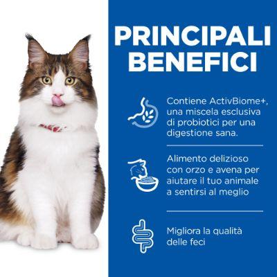 hills-science-plan-gatto-adult-perfect-digestion-pollo-e-riso-benefici