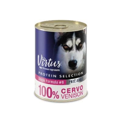 Virtus Dog Protein Selection Cervo 400g