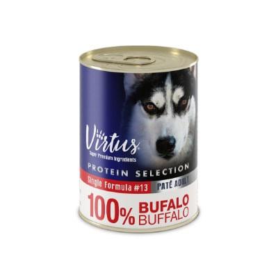 Virtus Dog Protein Selection Bufalo 400g