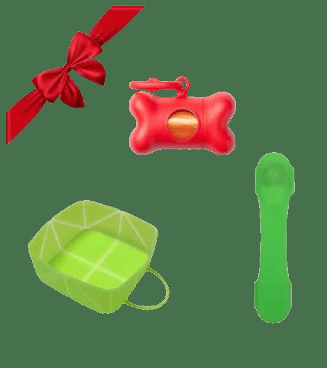 kit regalo per cani