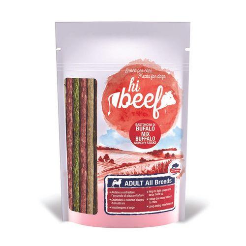 Hi Beef Snack Dog Munchy Sticks Bufalo